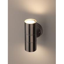 WL16 Светильник ЭРА Декоративная подсветка 2*GU10 MAX35W IP54 хром (20/420)