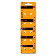 Kodak AG2 (396) LR726, LR59 [KAG2-10] (100/1000/98000)