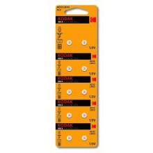 Kodak AG12 (386) LR1142, LR43 [KAG12-10] (100/1000/70000)