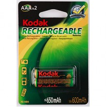 Kodak HR03-2BL 650mАh [K3AHR-2/650mАh ] (20/240/16800)