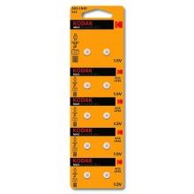 Kodak AG5 (393) LR754, LR48 [KAG5-10] (100/1000/64000)