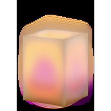 Свеча светодиодная CL3-RGB-S34