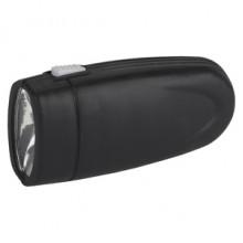 TBP1L Фонарь Трофи 1*LED, пластик, 2xAA, полиб (25/300/3600)
