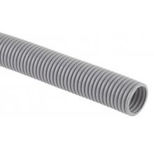 Гофра ПВХ ЭРА (серый) d 20мм с зонд. легкая 10м (90)