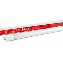 ECO LED T8-24W-840-G13-1500mm ЭРА (диод,трубка стекл,24Вт,нейтр,непов. G13)