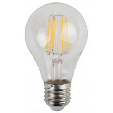 F-LED A60-7W-827-E27 ЭРА (филамент, груша, 7Вт, тепл, Е27) (25/50/1200)