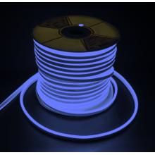"""Лента """"Неон"""" PFN-01 2835/120 220V 6w/m 8*16mm Blue IP65 50m"""