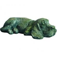 GA200-15 GREEN APPLE Фигурка садовая Пёс 53*29*14.5см (2/24)