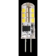 Лампа светодиодная PLED-G4  3w  2700K 200Lm 220V (силикон, d11*38мм) Jazzway