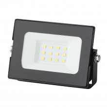 LPR-021-0-40K-010 ЭРА Прожектор светодиодный уличный 10Вт 800Лм 4000К 95х62х35 (80/2400)