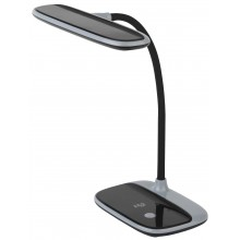 ЭРА NLED-458-6W-BK черый наст.светильник