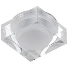 DK D2 Светильник ЭРА декор «LED светильник квадратный» 3LED*1W,280Lm,3200K ,белый (3/30/1080)