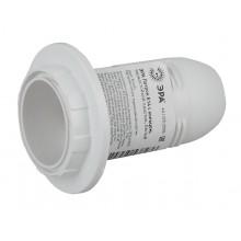 ЭРА Патрон Е14 с кольцом, термостойкий пластик, белый (50/200/8400)