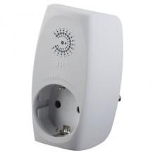 SF-1e-W (new) ЭРА Сет.фильтр на 1 гнездо, с заземл, со шт (белый) (10/60/720)