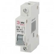 ENIOP-01 SIMPLE-mod-03 ЭРА SIMPLE Автоматический выключатель 1P 16А (C) 4,5кА ВА 47-29