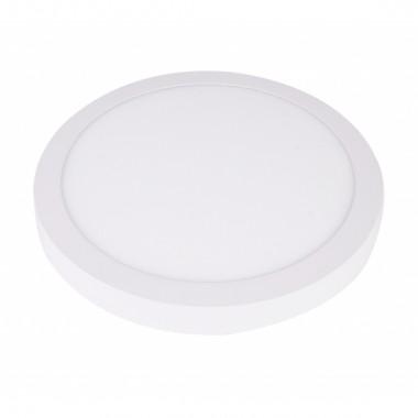 Светильник светодиодный ЭРА LED 8-12-4K круглый накладной LED 12W 220V 4000K, белый