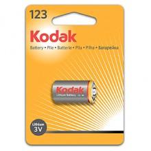 Kodak CR123 [ K123LA] (6/12/10800)