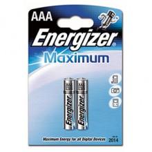 Energizer LR03-2BL Maximum (2/24/17760)