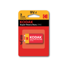 Kodak 6F22-1BL EXTRA HEAVY DUTY [K9VHZ-1B] (10/50/10200)