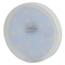 LED GX-12W-840-GX53 ЭРА (диод, таблетка, 12Вт, нейтр, GX53) (10/100/3600)