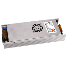 BSPS 12V33,00A=400W IP20 3 г.гар. Jazzway