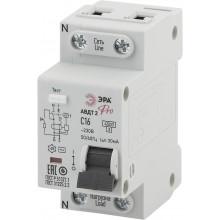 ЭРА Pro NO-901-90 АВДТ2 16А 30мА 1P+N тип AC (90/1620)