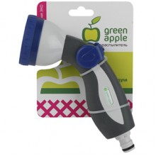 GAEP12-02 GREEN APPLE ЕСО Пистолет-распылитель, пластик, 8 режимов (12/48/576)
