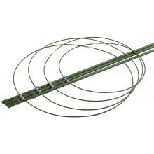 GFS-4-120 GREEN APPLE Поддержка для цветов 4 кольца 1,2м (30/120)