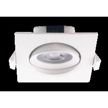 Светильник PSP-S    9044 7W 4000K 38° квадр/поворот