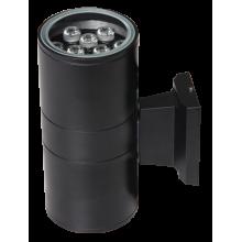 Светильник светодиодный PWL-245110/24D 2x9w  6500K  BL