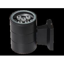 Светильник светодиодный PWL-145110/24D 1x9w  6500K  BL