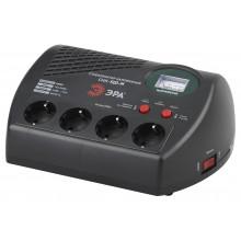 СНК-500-М ЭРА Стабилизатор напр. компакт, м.д., 160-260В/220В, 500ВА (4/96)
