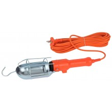 ЭРА Светильник переносной с выключателем 5м ЭРА (10/330)